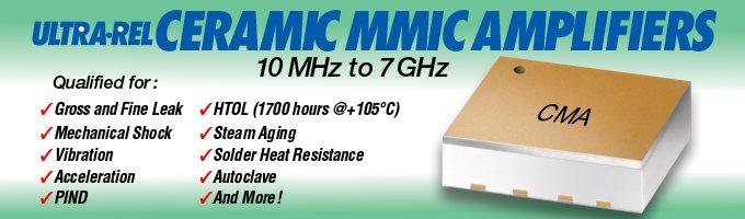 High Power Amplifier | Low Noise RF Amplifier (LNA