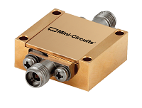 50 kHz to 40 GHz Coaxial Amplifier